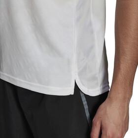 adidas OWN The Run T-Shirt Heren, white/black/white